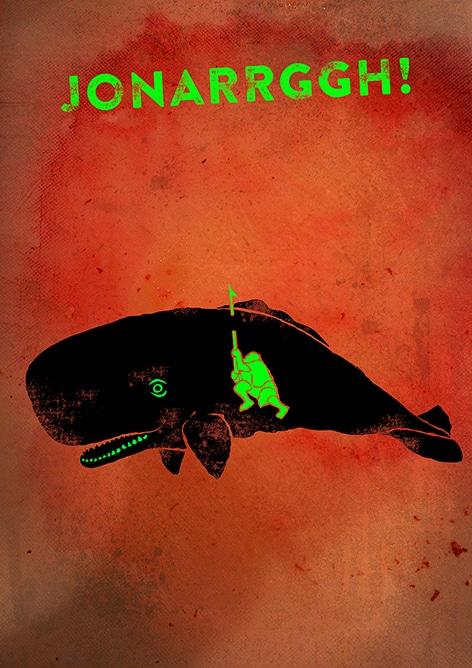 Jonarrggh! – ein Gleichnis über die Menschen
