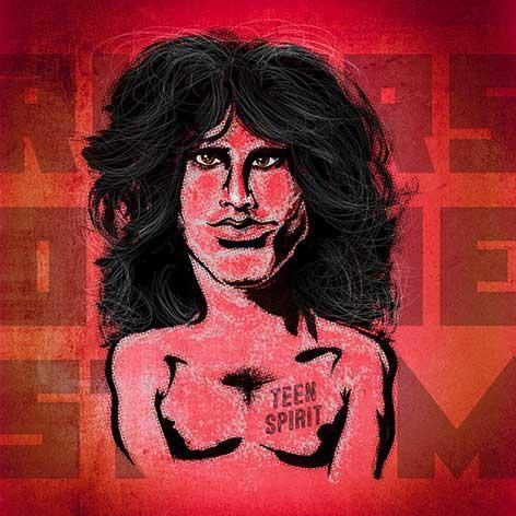 Jim Morrison – Frontman der Doors