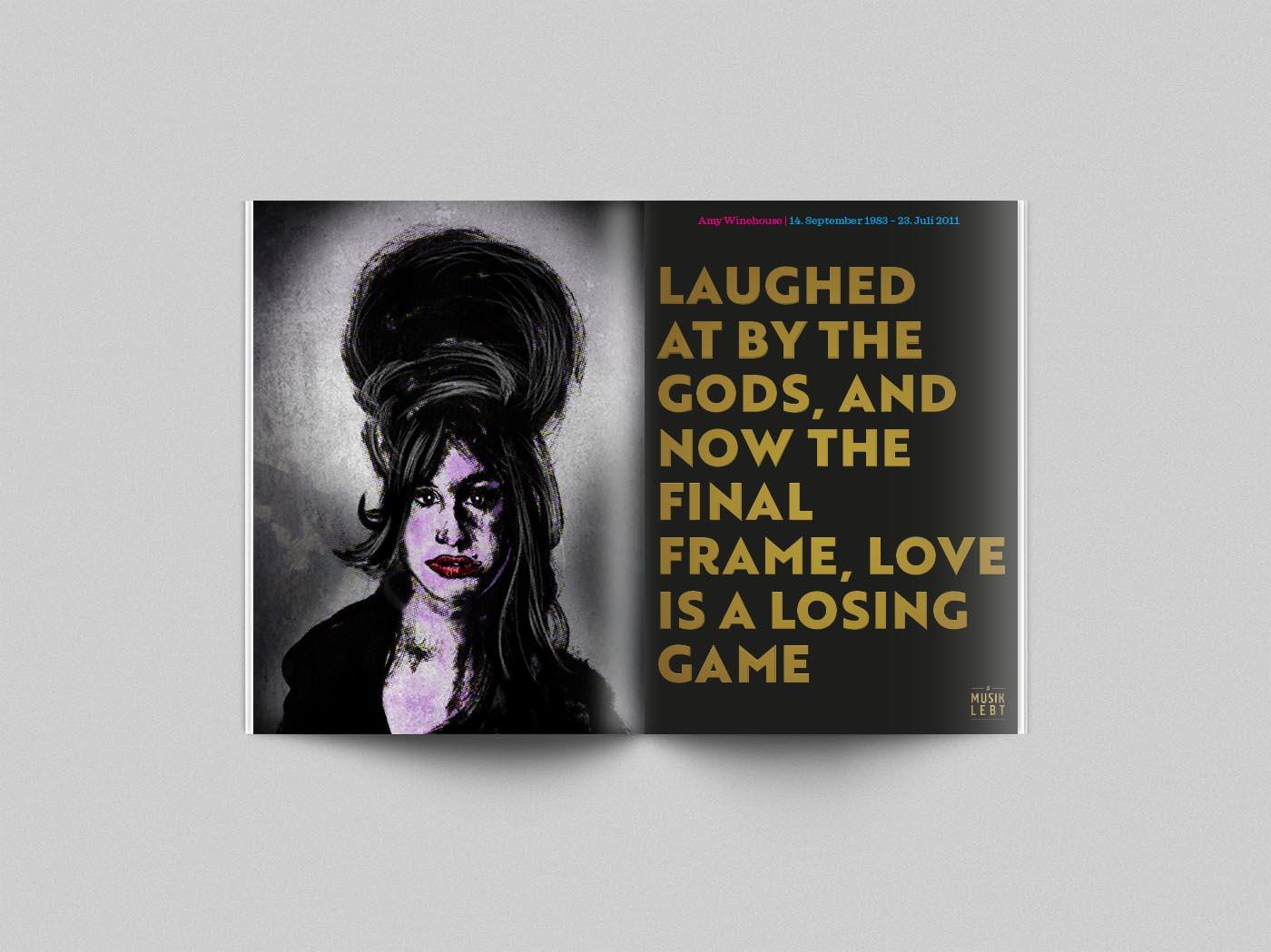 Musik lebt – Amy Winehouse