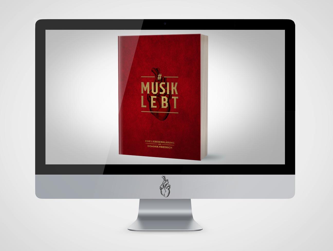 Musik lebt –eine Liebeserklärung von Dominik Friedrich