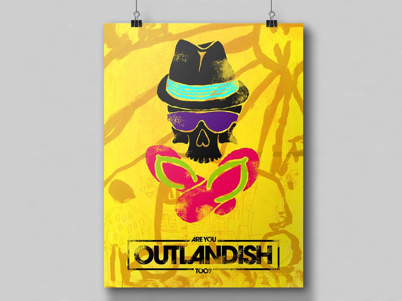 Are you outlandish too?