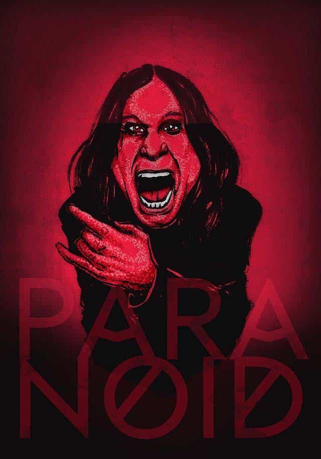Ozzy Osbourne –the prince of darkness