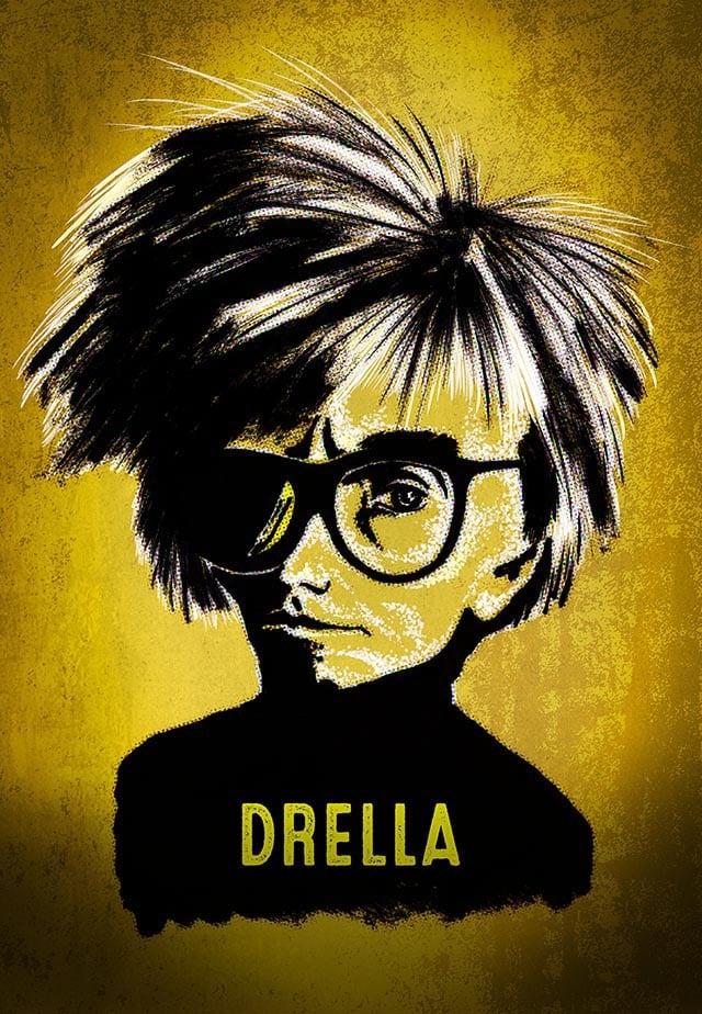 Andrej Warhola akaAndy Warhol aka Drella