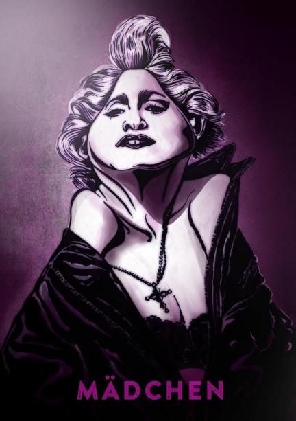 Madonna – like a virgin oder Erotica
