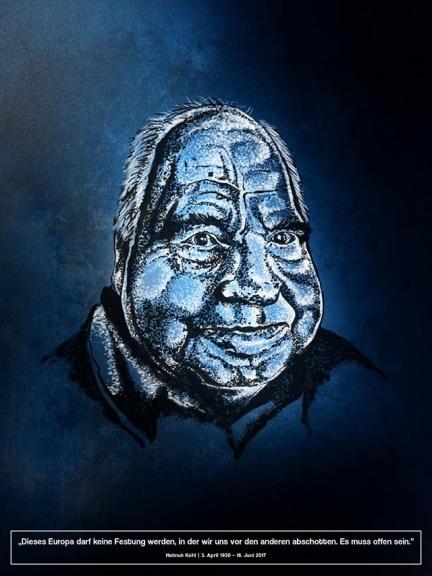Helmut Kohl – ein europäischer Patriot