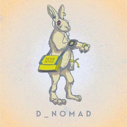 Digital Creatures #4 D_Nomad. Never settle