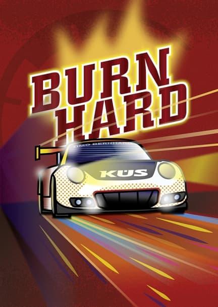 Timo Bernhard oder Burn Hard? Porsche 911 GT3 R