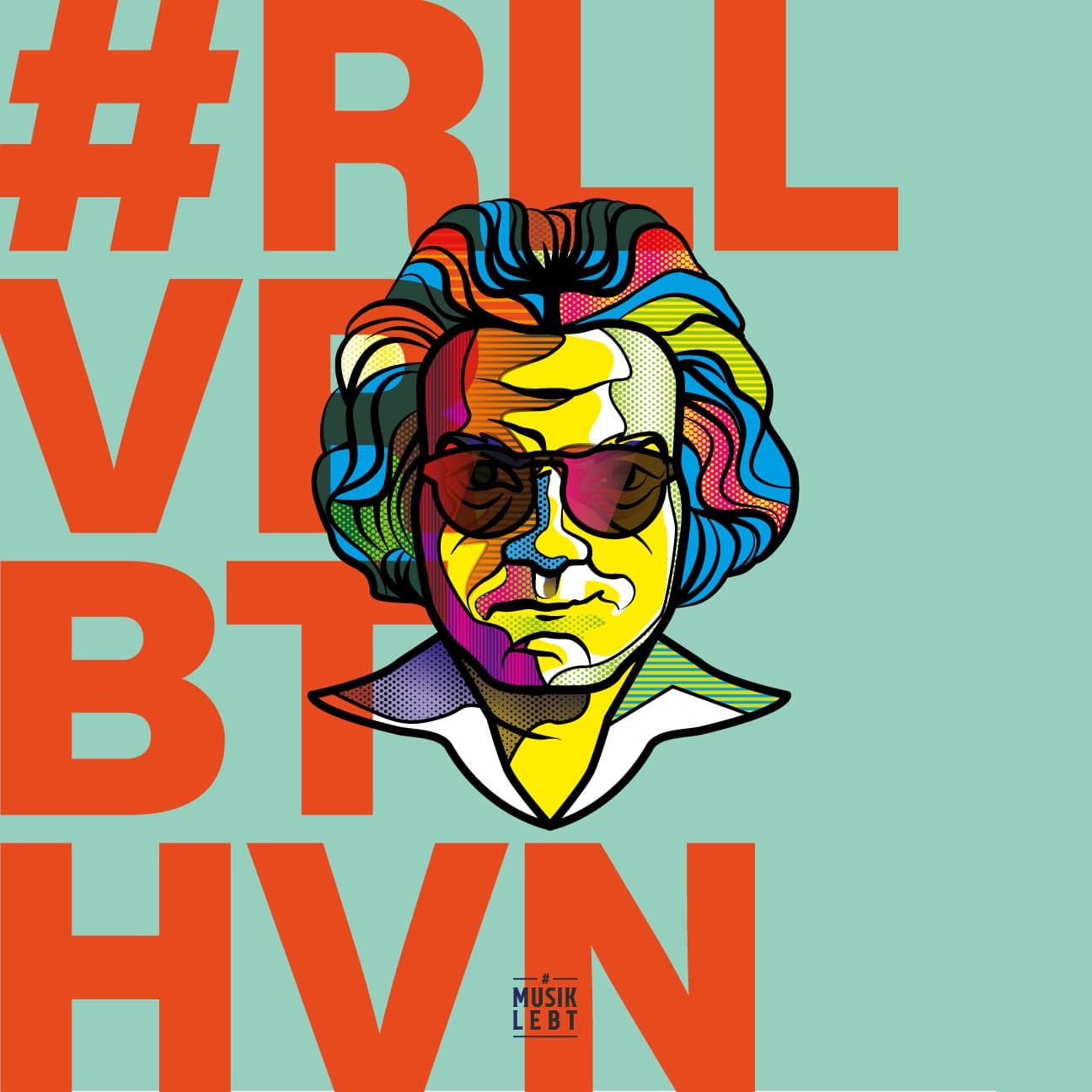 Ludwig van Beethoven – make the world smile again